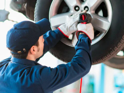 Tire Balance & Rotate | Ed Martin Toyota Specials Noblesville, IN